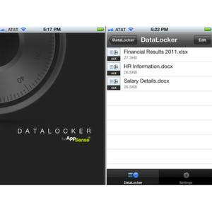 Erstes Produkt aus den AppSense Labs: DataLocker verschlüsselt sensible Daten im Dropbox-Account.