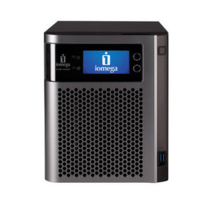 Iomegas StorCenter px4-300d ist ab 699 Euro (UVP) erhältlich.