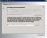 Abbildung 3 - Installieren der Office Web Apps in SharePoint 2010.