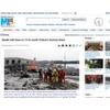Mindestens 13 Tote bei schwerem Chemieunfall in China