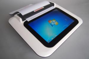 erster tablet pc mit integriertem drucker. Black Bedroom Furniture Sets. Home Design Ideas