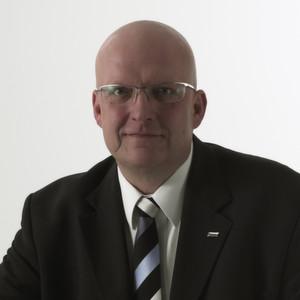 Frank Haines, Geschäftsführer bei Fritz & Macziol