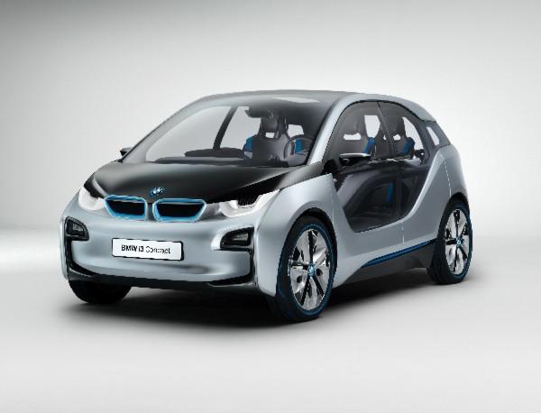 BMW wird Ende 2013 mit dem BMW i3 ihr erstes Serienfahrzeug auf den Markt bringen, das