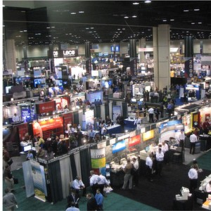The analytics and life science industry meets at Pittcon 2012. (Picture: PROCESS)