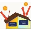 Edelstahlbeschichtung auf Dächern spart Klimatisierungskosten