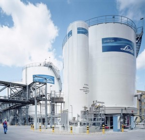 Air separation plant by Linde (Picture: Linde)
