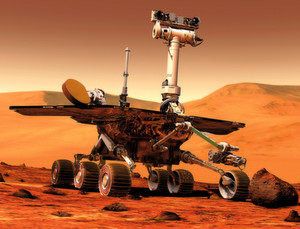 Le véhicule martien Rover Opportunity. (Image: NASA/JPL-Caltech)