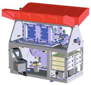 6-kW-Laserquelle. (Bilder: Bystronic)