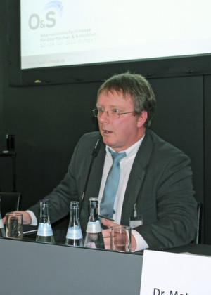 """ZVO-Manager Dr. Malte-Matthias Zimmer: """"Reach bindet Ressourcen, die den Betrieben für die Weiterentwicklung fehlen werden."""" (Bild: Kraus)"""
