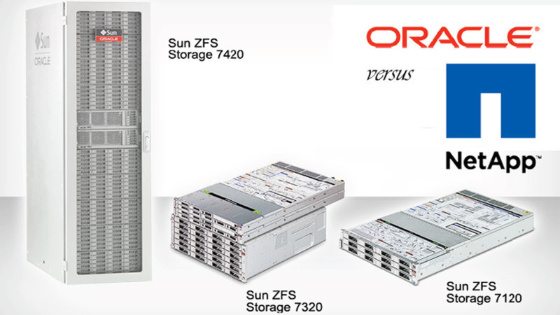 Leistungsfähiger und kostengünstiger? Oracle gewinnt Benchmark für Midrange-Storage-Appliance.