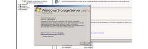 NAS-Systeme mit Windows Storage Server 2008 R2