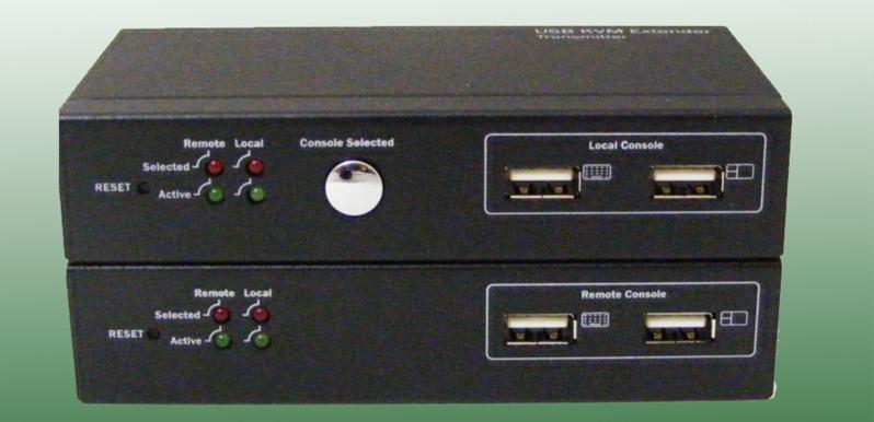 Die Gehäuseabmessungen der Receiver- und Transmittereinheit ermöglichen ein Aufstellen sogar am Arbeitsplatz. (Bild: Daxten)