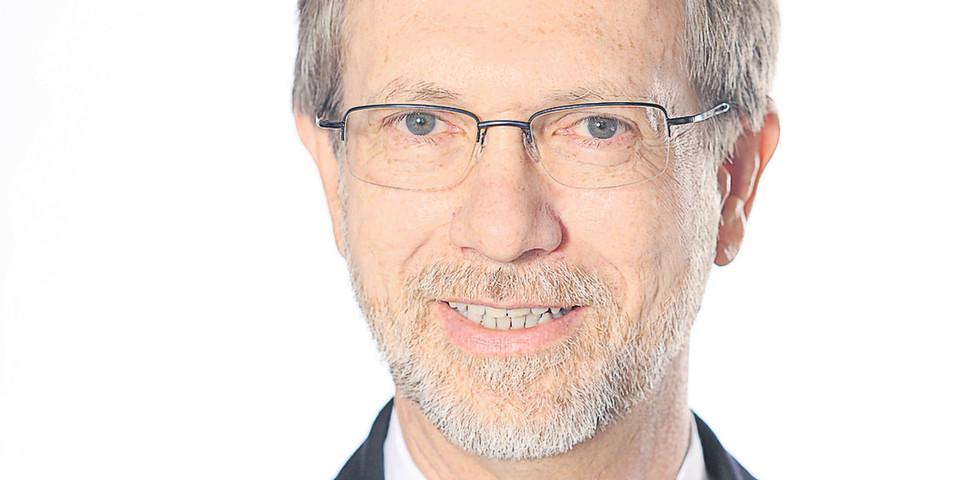 Staatsrat Jens Lattmann ist von den Vorzügen des Kfz-Online-Projektes überzeugt (Foto: Finanzbehörde Hamburg)