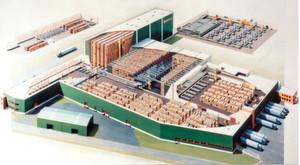 Conmetall, ein Systemlieferant für Bau- und Heimwerkermärkte, hat Viastore mit der Modernisierung von fünf Regalbediengeräten des Typs Viapal beauftragt, die seit 1992 am Standort Celle im Einsatz sind. (Bild: Viastore)