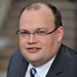Rolf Mittag, Geschäftsführer von Komsa Systems
