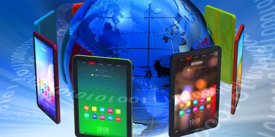 Big Data - Big Picture: die Auswirkungen von iPad & Co. auf die Unternehmens-IT. (© Scanrail - Fotolia.com)