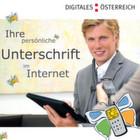 Mit dem Handy im Internet Anträge undFormulare unterschreiben