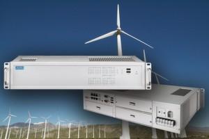 Der neue Industriecomputer Uno-4673A von Advantech verleiht dem Smart Grid die notwendige Intelligenz, um erneuerbare Energien zu integrieren. Bild: Advantech