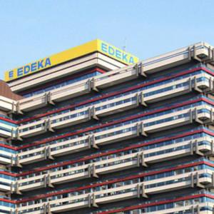 In der Edeka-Zentrale in Hamburg gibt es kein Projekt, das den Einsatz von RFID-Chips unterstützt. (Bild: Edeka)