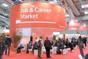 job career market soll dem fach und nachwuchskr ftemangel entgegenwirken. Black Bedroom Furniture Sets. Home Design Ideas