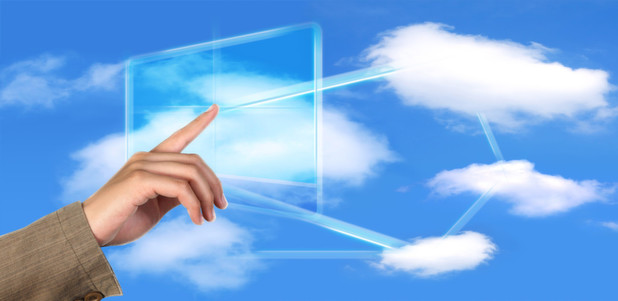 "Hinter dem Begriff ""Cloud Computing"" schimmern andere IT-Trends durch. (© krischam - Fotolia.com)"