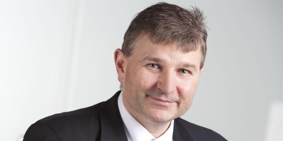 """Detlef Eppig, Geschäftsführer von Verizon in Deutschland: """"Cloud Computing ist weit mehr als die treibende Kraft hinter der nächsten Welle technologischer Innovation""""."""