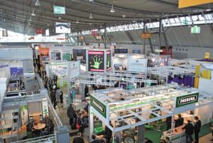 Die letztjährige Fastener Fair in Stuttgart lockte 8300 Fachbesucher an, 38% mehr als bei der Vorveranstaltung. (Bild: Mack Brooks Exhibitions)