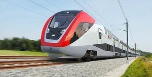 Voici une maquette des nouveaux trains qui sillonneront la Suisse. (Train CFF de marque Bombardier) (Image: cff.ch)