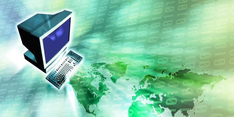 Cloud Computing und Sicherheit: Daten dürfen nur über gesicherte Verbindungen transportiert werden.