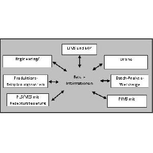 Systeme, die Batchinformationen austauschen (Bild: Namur)