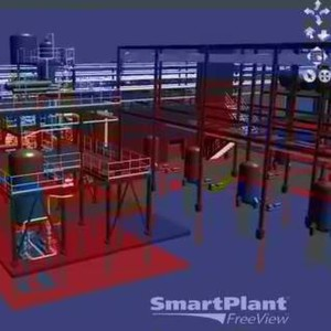 Intergraph released a free viewer for its 3D modelling software. (Picture: Intergraph)