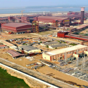 Essar Steel has commissioned a 6 million tonne per year pellet making facility in Odisha, India. (Picture: Essar Steel)