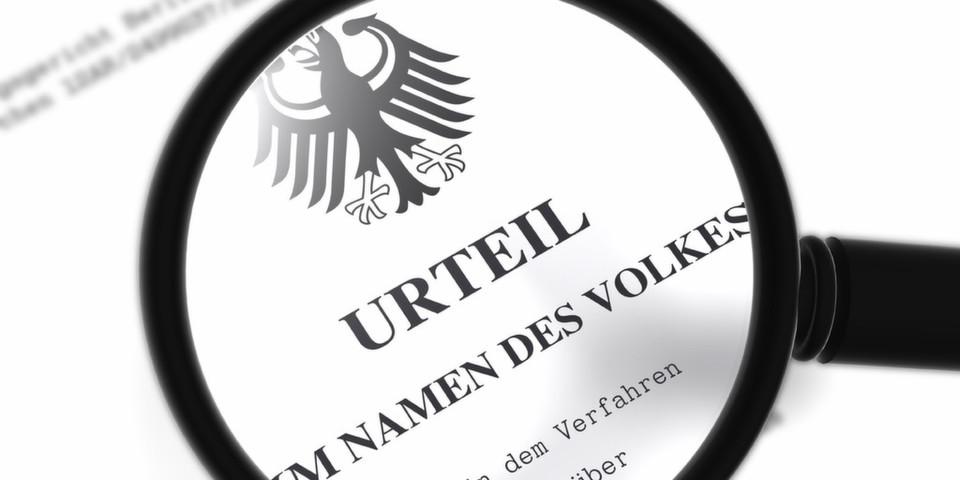 Bundesjustizministerium vorrübergehend vom Netz (Foto: Stefan Rajewski - Fotolia.com)