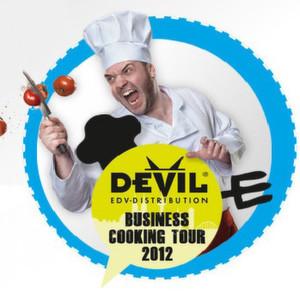 Devil verbindet Hersteller-Schulungen mit Kochevents.
