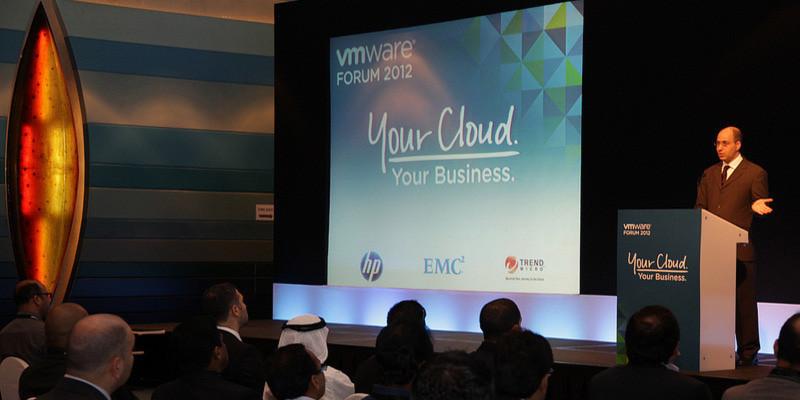 Das VMware-Forum 2012 findet von Frühjahr bis Sommer in 23 Städten in der gesamten EMEA-Region statt.