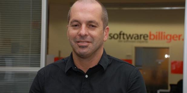 Elmar Ewaldt, Geschäftsführer TYR Holding, wehrt sich gegen dem Vorwurf von Microsoft, dass Softwarebilliger.de gefälschte Software verkauft.