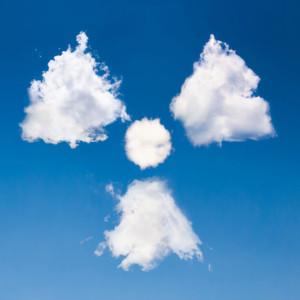 Cloud Computing lässt Unternehmen wie Apple, Amazon oder Microsoft mehr Atomstrom verbrauchen.