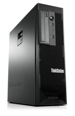 Die ThinkStation C30 wurde speziell für die Finanzbranche sowie den CAD- und DCC-Bereich (Digital Content Creation) entwickelt.