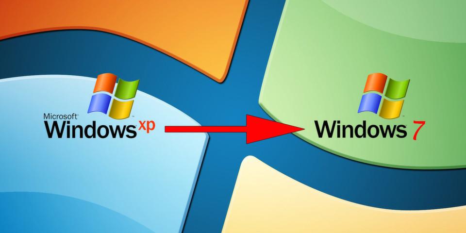 Eine Migration von Windows XP auf Windows 7 birgt viele Stolperfallen
