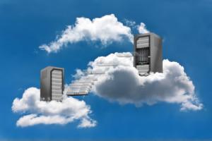 Google wird zum Cloud-Anbieter von Speicherplatz.
