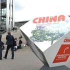 Einmal quer durch die Hallen - Hannover Messe 2012