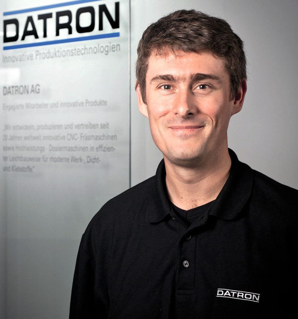 Dr.-Ing. Michael Kreis, Leiter Technologiezentrum der Datron AG,Mühltal: - sourceimage