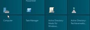 Active Directory leichter verwalten mit Windows Server 2012