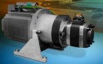 With the Sinamics servo pump, the Siemens Drive Technologies Division offers an energysaving solution for hydraulic applications.