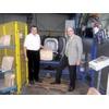 Rundtisch-Fertigungsanlage für PUR-Formteile entspricht höchsten Sicherheitsstandards