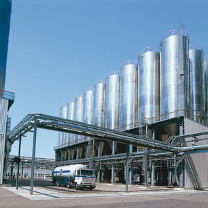 Zeppelin Systems is one of the world's leaders in the engineering and construction of silo and logistic centers for bulk solids.