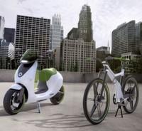 Nach dem smart ebike kommt der escooter