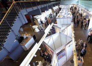 Die Aachener ERP-Tage sind eine Kombination aus Praxistag, Fachtagung und Fachmesse. Zielgruppe sind Mittelständler.