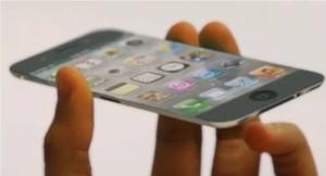 Spekulationen ums iPhone 5: Dünner als die Vorgänger dürfte das iPhone 5 sein und diesem Entwurf ähneln
