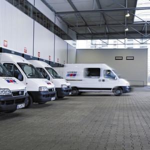 Der Winkler-Lieferservice garantiert europaweit eine schnelle und zuverlässige Belieferung.